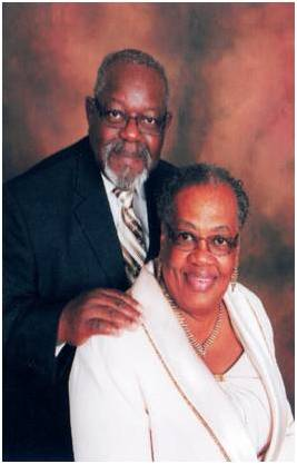 Photo of Pastor and Elect lady davis